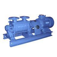 <strong>Boiler Feed, Sanitary Pump</strong><br> 			 			The DKA Series pumps are horizontal multi-stage centrifugal pump. The pump has a self-priming capability and able to handle aerated liquid. The pump operates at 4 pole speed, which reduces wear and tear dramatically. The pump shaft is well balanced by two external ball bearings. The pump has a very ...